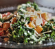spring on the blue ridge parkway kale salad