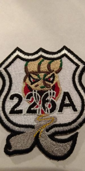diamondback patch nc 226a