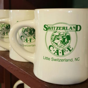 little switzerland north carolina cafe ceramic coffee mugs